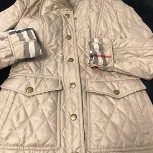 NWOT Burberry Jacket